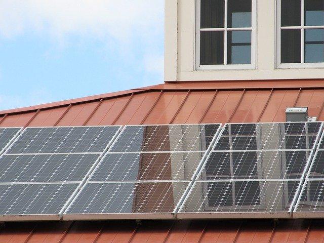 panneaux solaire étage maison à Chassieu